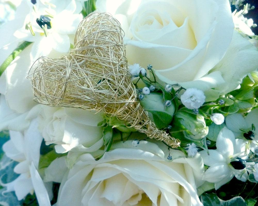 Hochzeitsstrauß Beinert