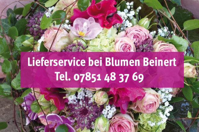 Lieferservice Blumen Beinert